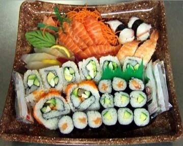 Consumo di pesce crudo