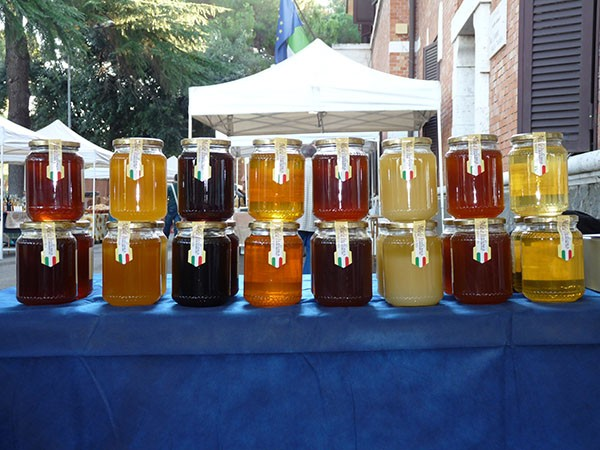 Diverse tipologie di miele
