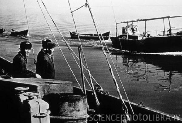 Lago Aral nel 1900