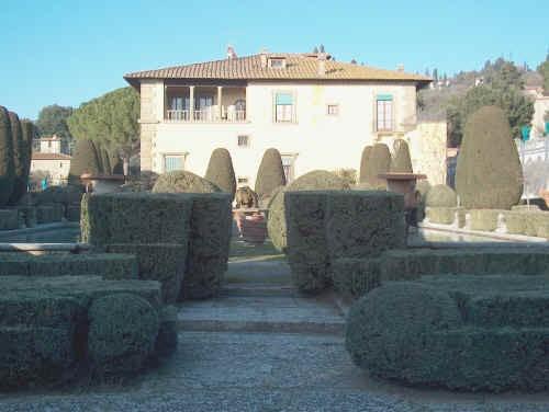 Villa Gamberaia Settignano Firenze