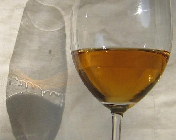 L'alcol nel vino e l'effetto Marangoni