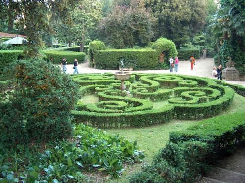Giardino Corsi Firenze