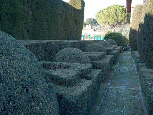 Giardino di Villa Gamberaia Settignano