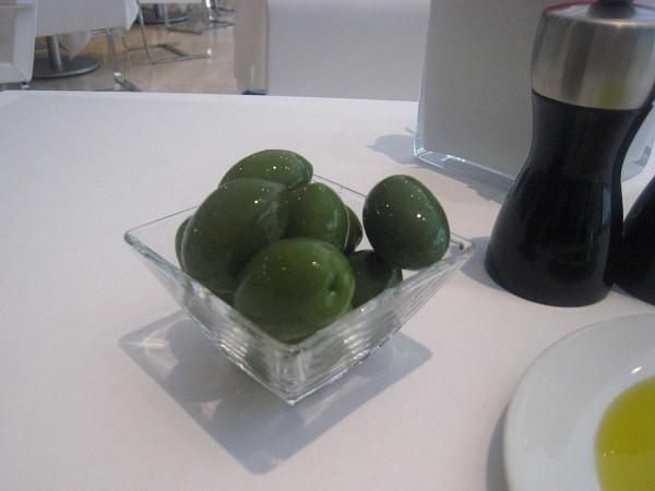 Le varietà di olivo da mensa