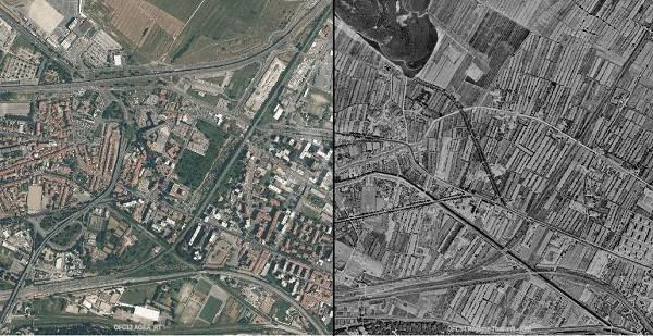 Paesaggi periurbani sospesi tra abbandono e valorizzazione: nuovi approcci