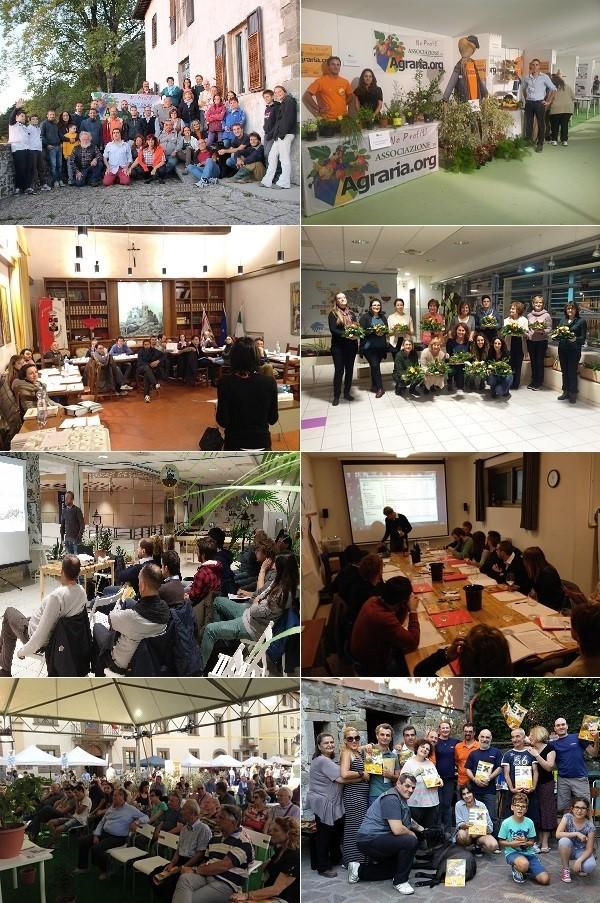 Attività ed eventi dell'Associazione di Agraria.org