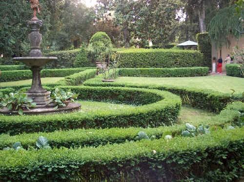 Le Siepi: quando il giardinaggio diventa arte (4^ Parte)