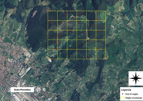 Uso di dati telerilevati LiDAR e IKONOS per la caratterizzazione delle coperture forestali di Monte Morello