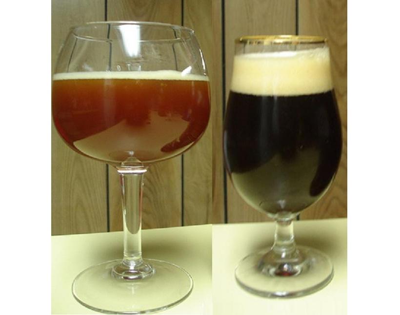 birra rossa scura