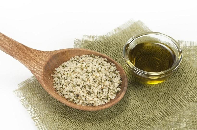 olio canapa semi