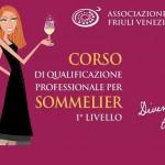 Corso Sommelier I livello Friuli