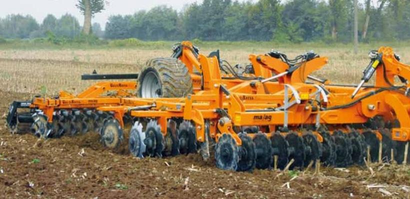 minima lavorazione terreno agricoltura