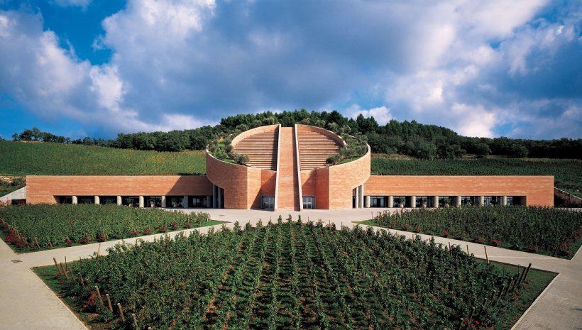 vino architettura cantine architetti