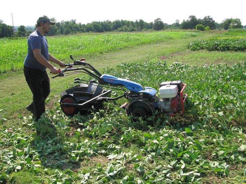 Roller Crimper tecnologia macchine agricole
