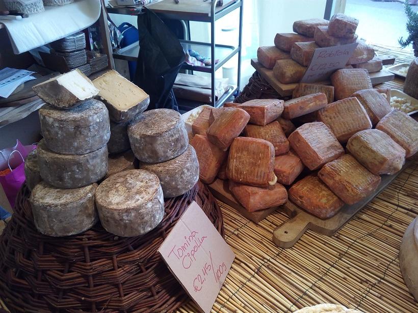 formaggio fatto in casa crosta naturale crosta lavata