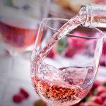 vino rosè rosato calice vinificazione