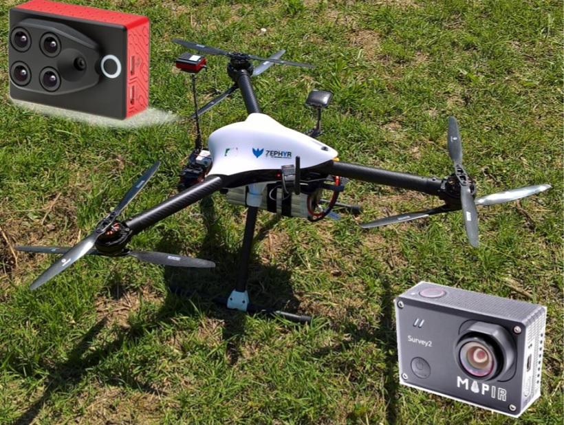 droni agricoltura vigneti