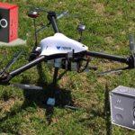 droni agricoltura vite vigneto