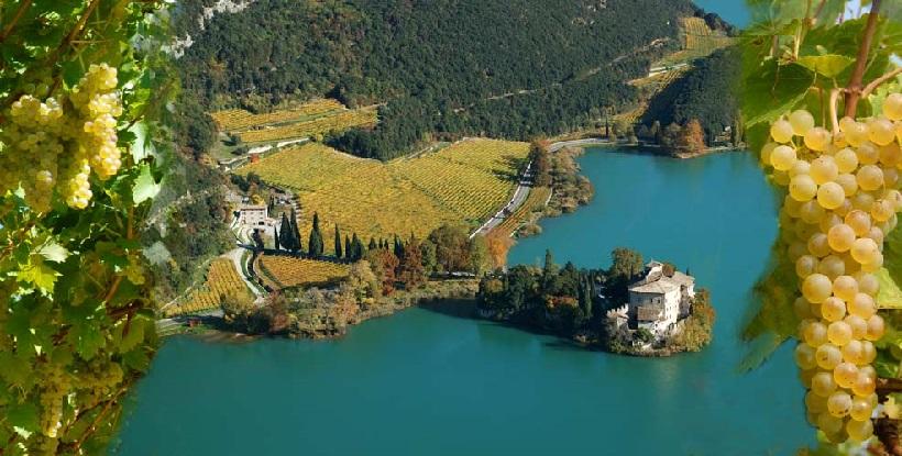 valle santa massenza grappa alambicchi lago