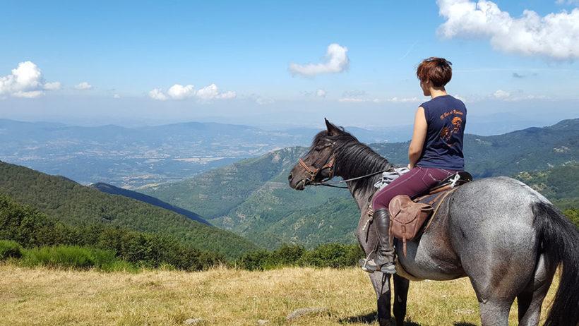 trekking cavallo