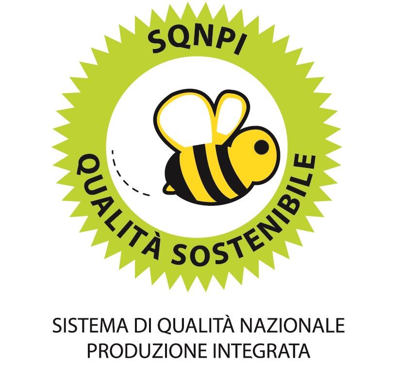 logo sqnpi qualità sostenibile produzione integrata agroalimentare