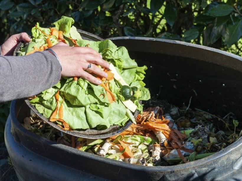 compostaggio riciclo alimenti spreco alimentare