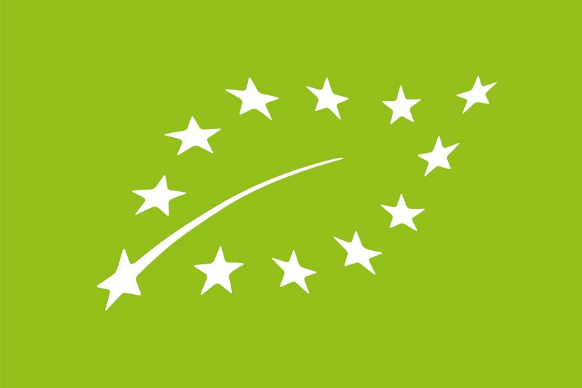 logo biologico europa