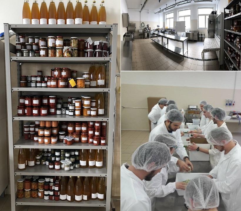 I prodotti realizzati