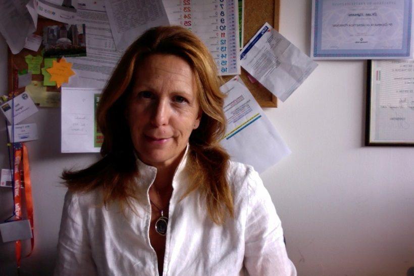Foto della Dott.ssa Rita Vignani