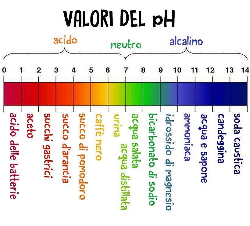 pH vino