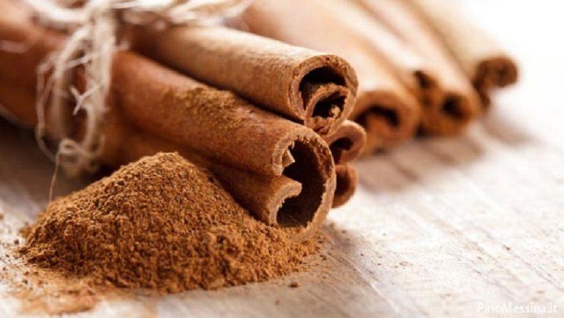 cannella polvere spezia dieta