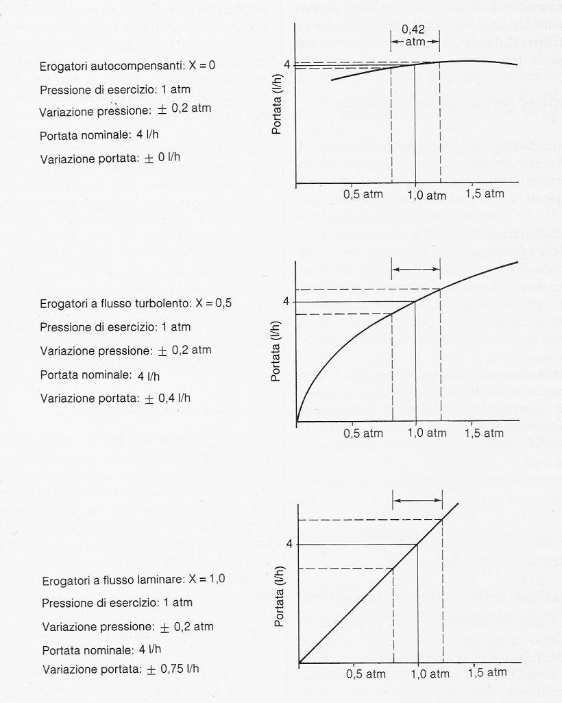 grafico irrigazione