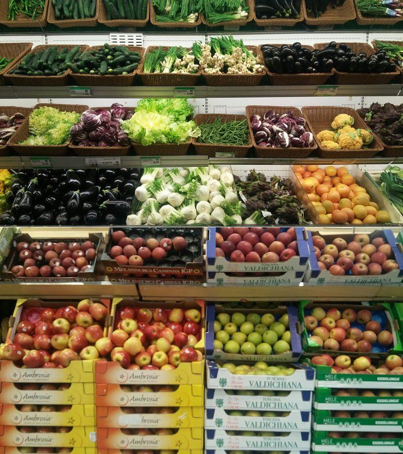 biologico convenzionale differenze cibo alimentazione