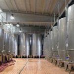 enologia serbatoi metallo vino