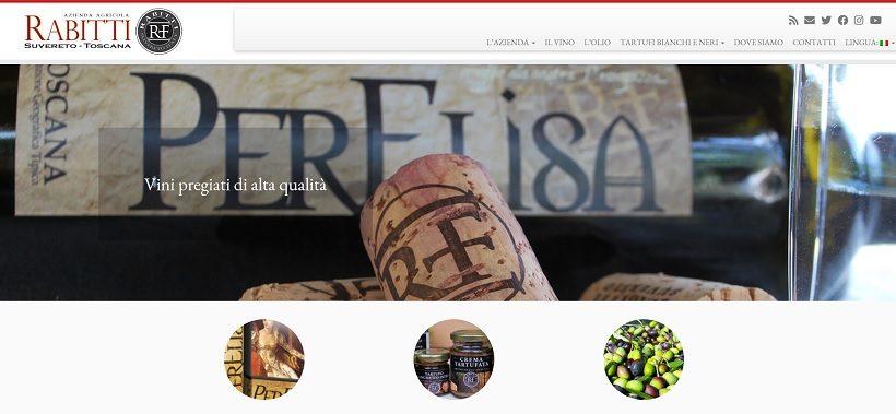 Rabitti, vino e tartufi in Toscana