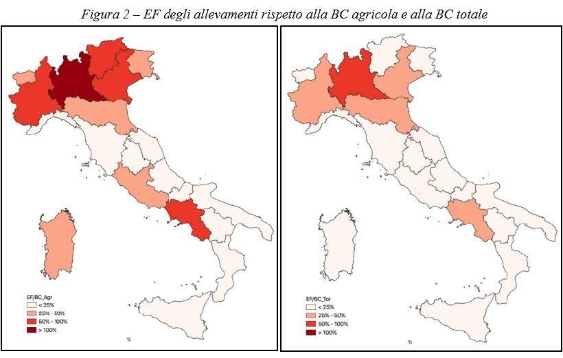 diffusione allevamenti italia