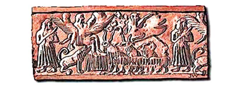 Antica raffigurazione