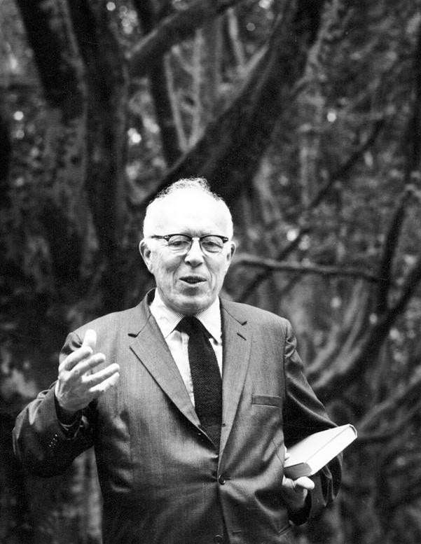 René Dubos, biologo francese