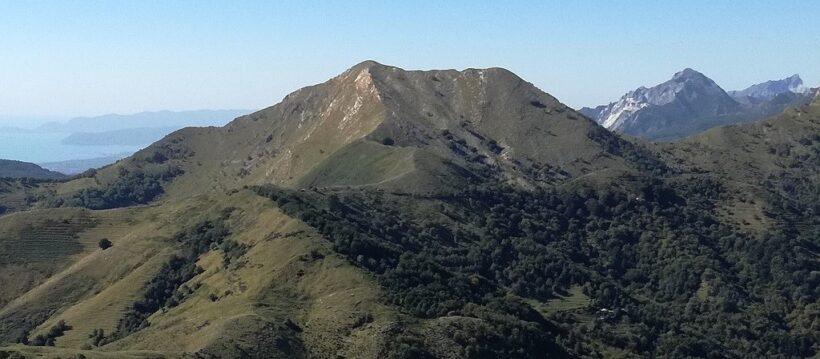 Monti in provincia di Luicca