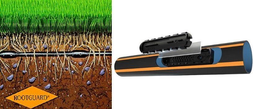 Tipologie di sub irrigazione